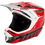 100% Aircraft DH Helm inkl. Mips dexter red