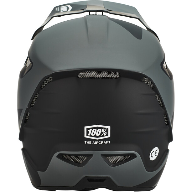 100% Aircraft DH Composite Helm black