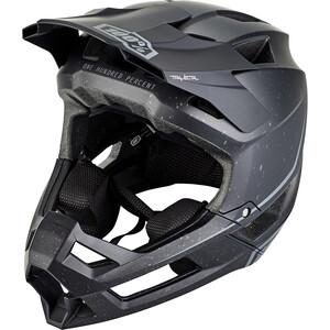 100% Trajecta Helm black black