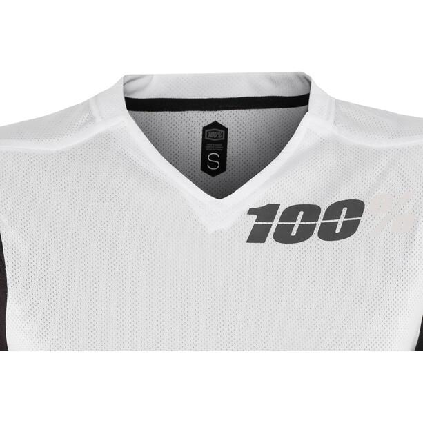 100% Ridecamp Trikot Damen white