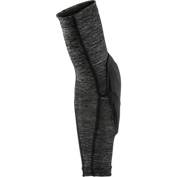 100% Teratec Ellenbogenprotektoren grey heather/black