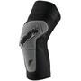 100% Ridecamp Knee Guards black/grey