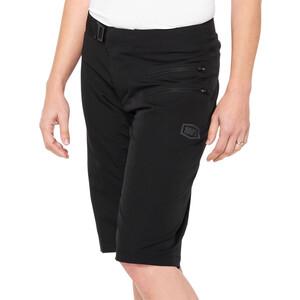 100% Airmatic Shorts Damen black black