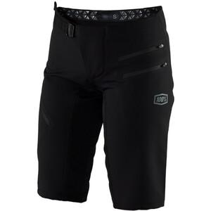 100% Airmatic Shorts Damen schwarz schwarz