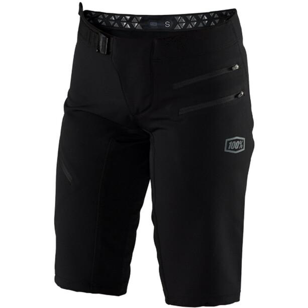 100% Airmatic Shorts Damen black