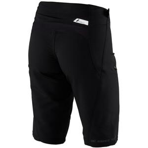 100% Airmatic Shorts Dame Svart Svart