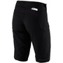 100% Airmatic Shorts Dame Svart
