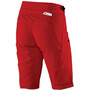 100% Airmatic Shorts Dam red