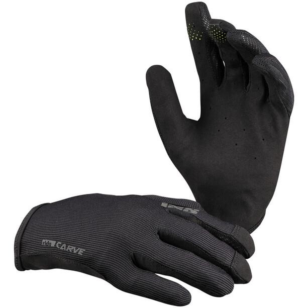 IXS Carve Handschuhe black