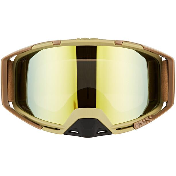 IXS Trigger Mirror Goggles camel