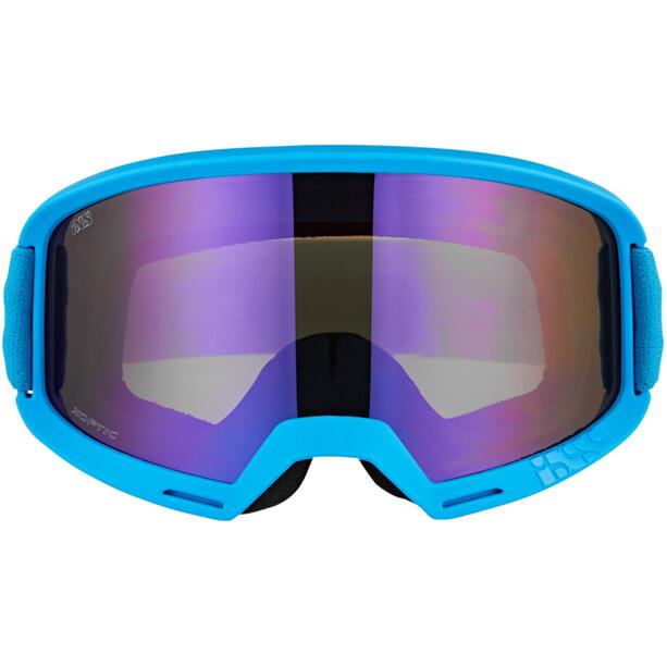 IXS Hack Mirror Goggles racing blue