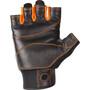 Climbing Technology Progrip Ferrata Kurzfinger-Handschuhe schwarz