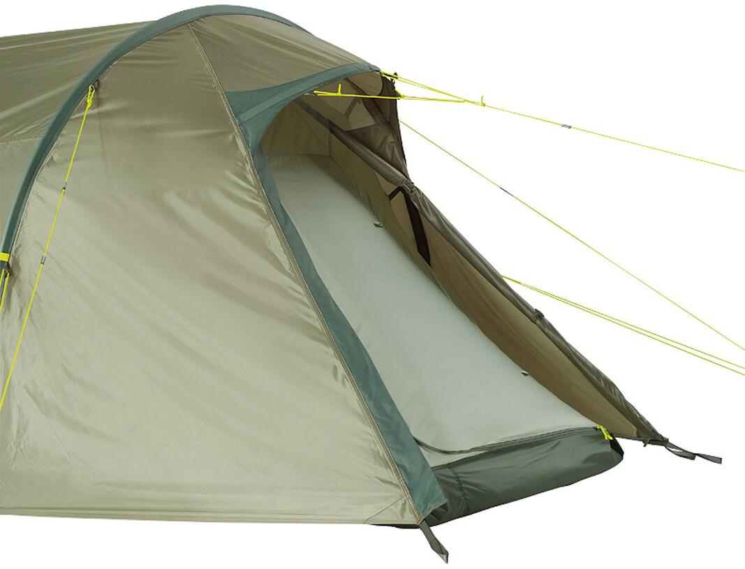 Tatonka Alaska 2.235 PU Zelt Cocoon 2020 Camping Zelt