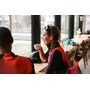 Biehler Pro Team Radtrikot Damen leuchtstoff