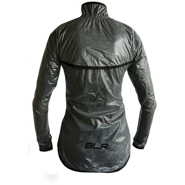 Biehler Technical Reflective Rain Jacket Dam wechselhaft