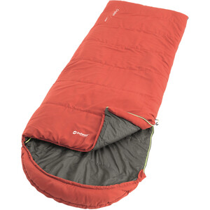 Outwell Campion Lux Schlafsack red red