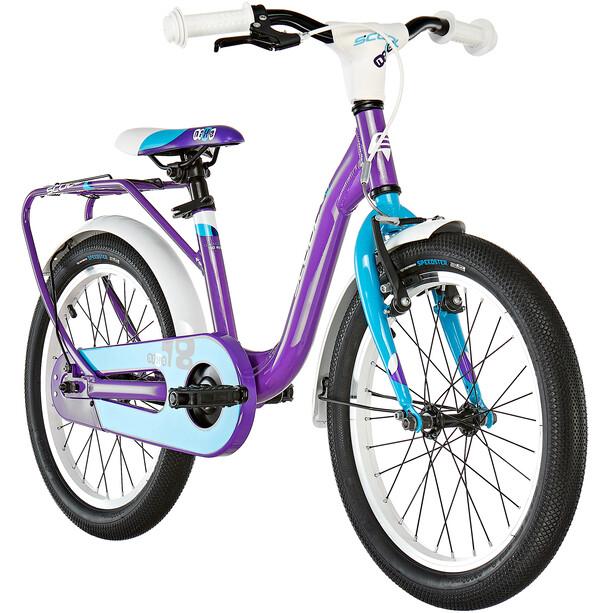 s'cool niXe 18 alloy Kids violet/blue