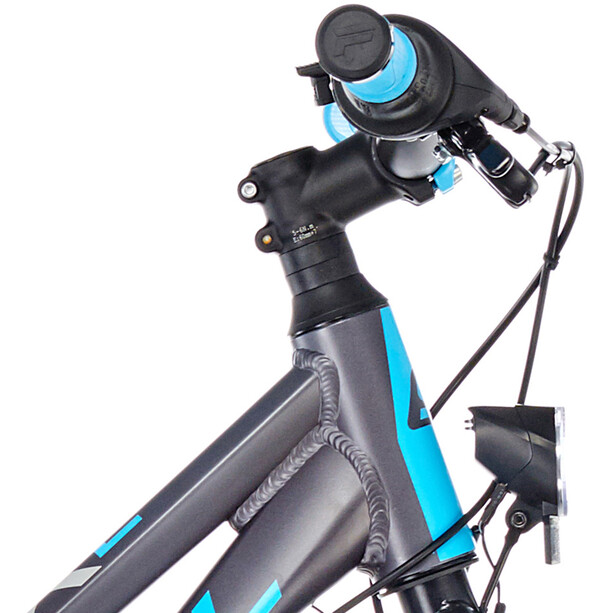 s'cool faXe 24 7-S Kinder darkgrey/blue matt