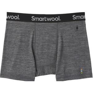 Smartwool Merino Sport 150 Boxershorts Herren medium gray heather medium gray heather