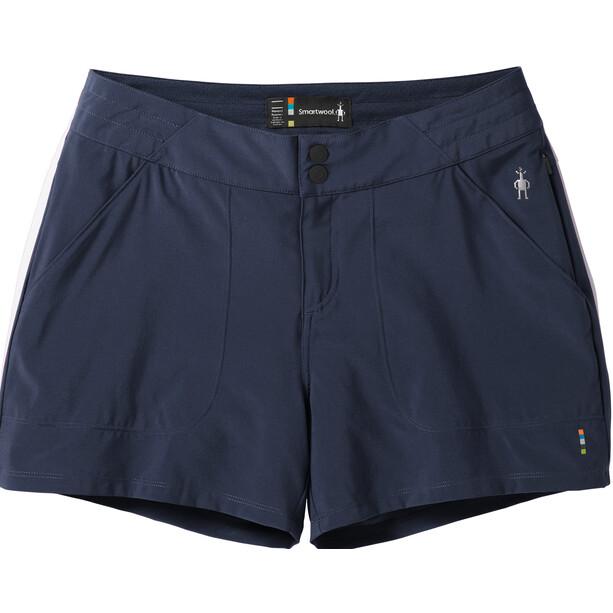 Smartwool Merino Sport 150 Hike Shorts Damen deep navy