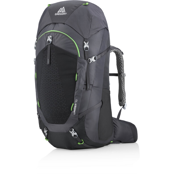 Gregory Wander 70 Backpack Ungdomar shadow black