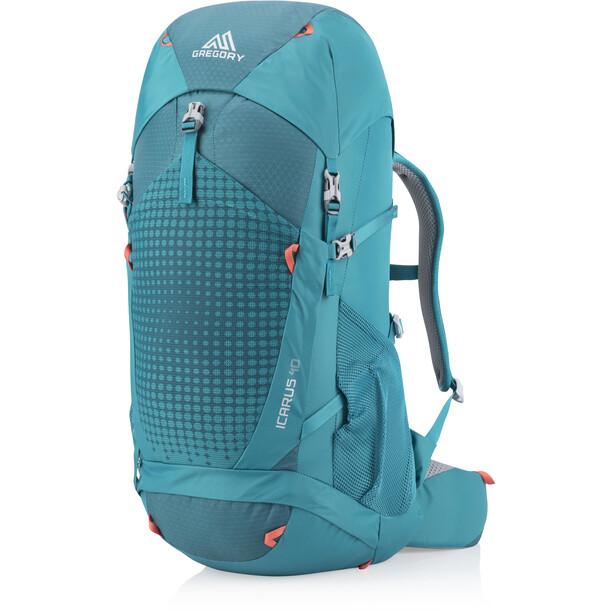 Gregory Icarus 40 Backpack Ungdomar capri green