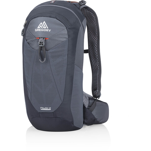 Gregory Miwok 12 Backpack Herr flame black