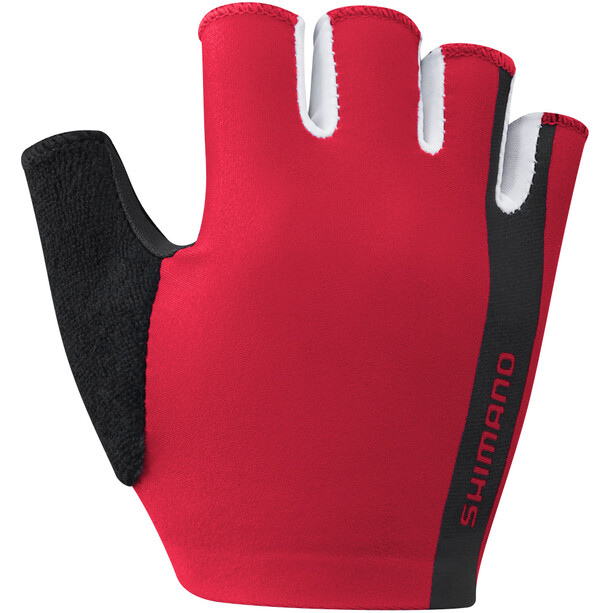 Shimano Junior Value Handschuhe Kinder red