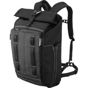 Shimano Tokyo 23 Backpack 23l, noir/gris noir/gris