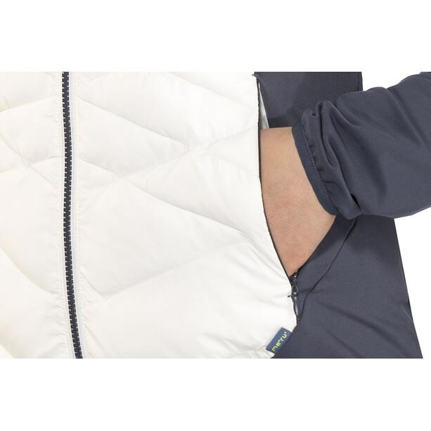 Meru Duntroon Hybrid Jacke Damen blue nights/marshmallow