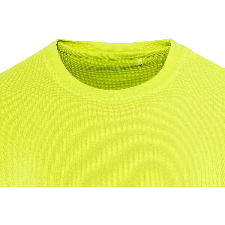 Meru Wembley Basic Shirt Herren lime punch