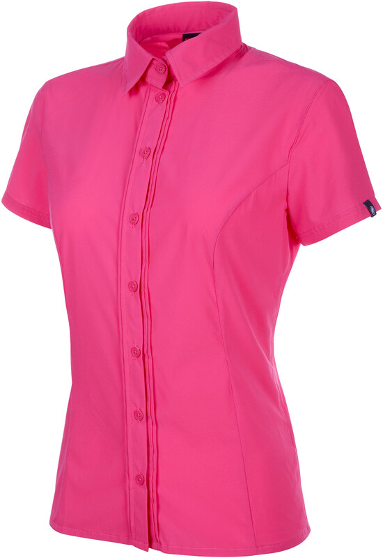 Mammut Trovat Light Shirt Damen pink Sportshirts S 1015-00031-6085-113