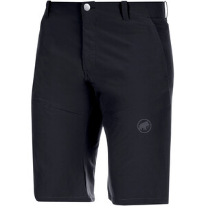 Mammut Runbold Shorts Herren schwarz schwarz