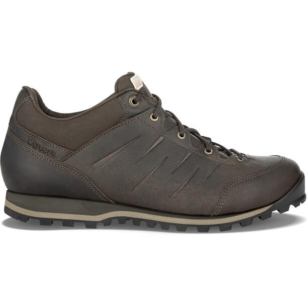 Lowa Pinto LL Low-Cut Schuhe Herren braun