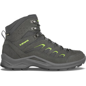 Lowa Sesto GTX Mid-Cut Stiefel Herren anthracite/lime anthracite/lime