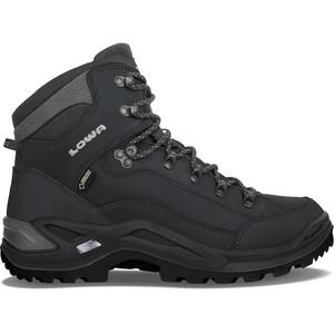 Lowa Renegade GTX Mid-Cut Schuhe Herren deep black deep black
