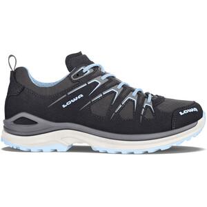 Lowa Innox Evo GTX Low-Cut Schuhe Damen black/iceblue black/iceblue