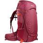 Tatonka Noras 55+10 Rucksack Damen bordeaux red