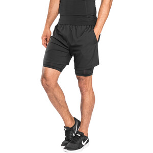 Craft Charge 2-in-1 Shorts Herren black black