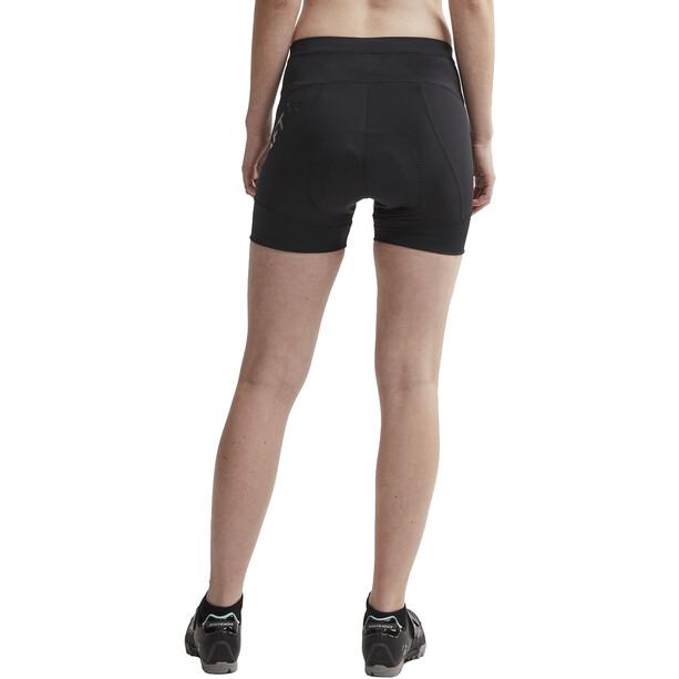 Craft Essence Pantalon chaud Femme, noir