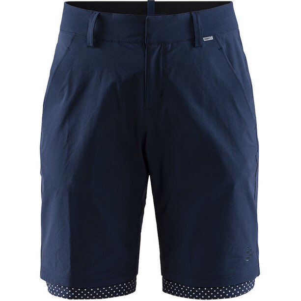 Craft Ride Habit Shorts Damen blaze
