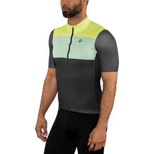 Craft Hale Graphic Trikot Herren blaze/lime blaze/lime