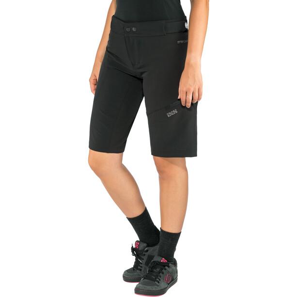 IXS Carve Shorts Damen black