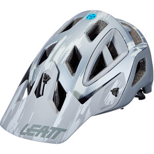 Leatt DBX 3.0 All Mountain Helm brushed brushed