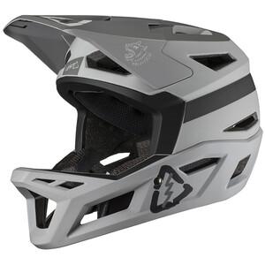 Leatt DBX 4.0 Super Ventilated Full Face Helmet steel steel