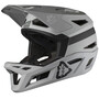 Leatt DBX 4.0 Super Ventilated Full Face Helmet steel