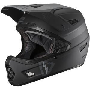 Leatt DBX 3.0 DH Helm black black