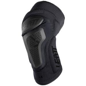 Leatt 3DF 6.0 Knieprotektoren black black