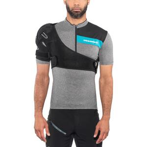 Leatt Shoulder Brace Protektor right black black