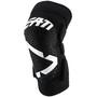 Leatt 3DF 5.0 Knee Guards Kinder white/black
